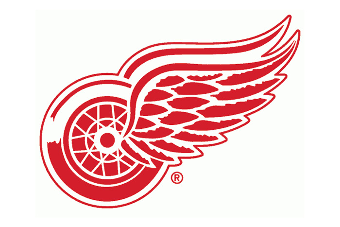 2017-2018 Detroit Red Wings