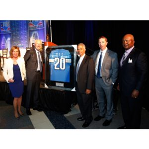 Detroit Economic Club 20th Anniversary Detroit Lions Luncheon