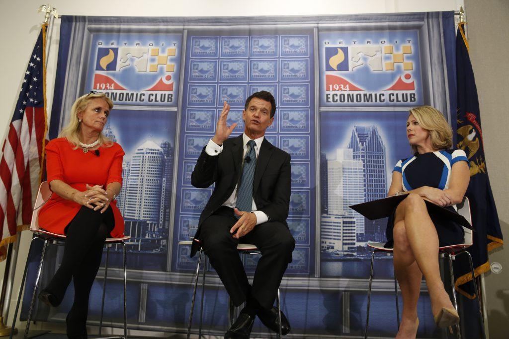 Congressional Representatives Update Detroit Economic Club