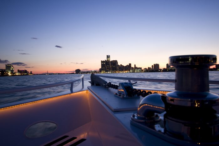 YL Sunset Cruise on the Detroit River